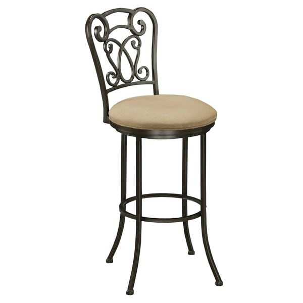 Vienna 26 Inch Swivel Counter Stool 13721016 Overstock