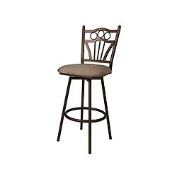 Florence 26-inch Swivel Counter Stool