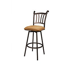 Fairfield 26-inch Swivel Counter Stool