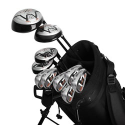 Nextt Golf Men's Z One Elite Left Hand 17-piece Golf Set