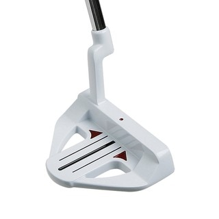 Nextt Right-handed Steel Axis One Nano Golf Putter with White Finish