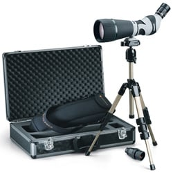 Leupold SX-2 Kenai 30x, 25-60x80mm High Definition Spotting Scope Kit