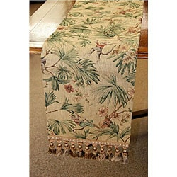 Corona Decor Tropical Monkey 59-inch Table Runner