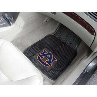 Fanmats Auburn 2-piece Vinyl Car Mats