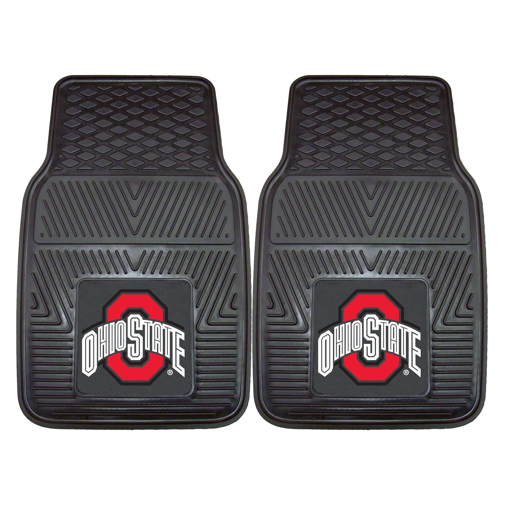 Fanmats Ohio State 2-piece Vinyl Car Mats at Sears.com