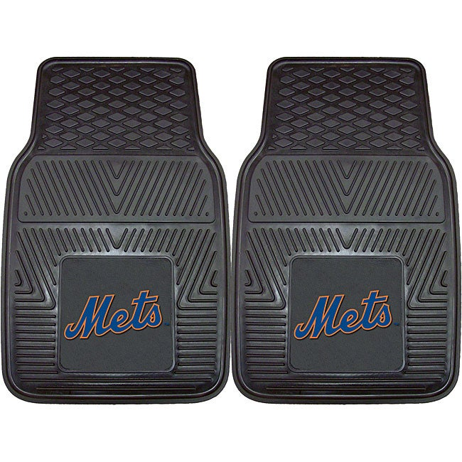 Fanmats New York Mets 2-piece Vinyl Car Mats at Sears.com