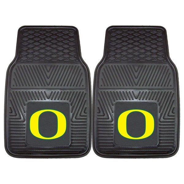 Fanmats Oregon 2-piece Vinyl Car Mats