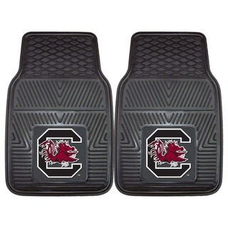 Fanmats South Carolina 2-piece Vinyl Car Mats