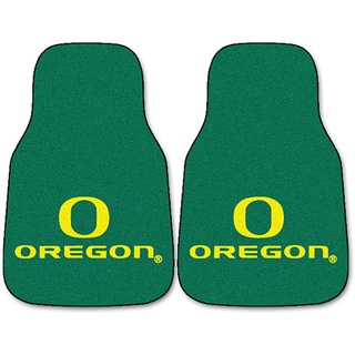 Fanmats Oregon 2-piece Carpeted Nylon Car Mats