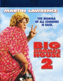 Big Momma's House 2 (Blu-ray Disc)