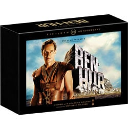Ben-Hur: 50th Anniversary Ultimate Collector's Edition (DVD)
