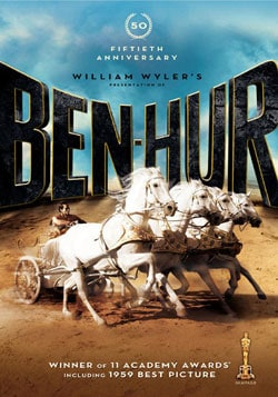 Ben-Hur: 50th Anniversary Edition (DVD)