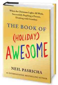 The Book of (Holiday) Awesome: When the Christmas Lights All Work, Successfully Regifting a Present, Drinking Wit... (Hardcover)