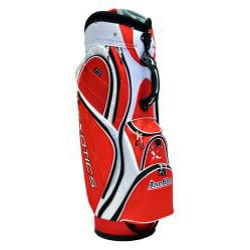 Tour Edge Exotics Xtreme Red/ White Cart Golf Bag