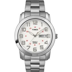 Timex Men's T2N437 Elevated Classics Sport Chic Stainless Steel Bracelet Watch