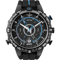 Timex Men's T49859 Intelligent Quartz Adventure Series Tide Temp Compass Watch