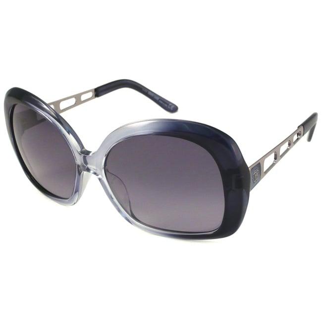 Roberto Cavalli RC523S Magnolia Women's Rectangular Plastic Sunglasses