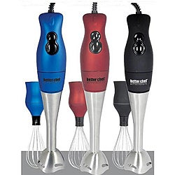 DualPro Handheld Immersion Blender/ Hand Mixer
