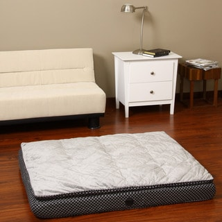 Luxury K&H Large Feather Top Orthopedic Bed - 40