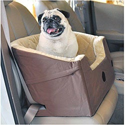 K&H Small Tan Bucket Pet Booster Seat