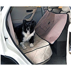 K&H Deluxe Tan Car Seat Saver
