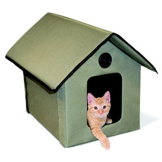 K&H Outdoor Non-Heated Kitty House
