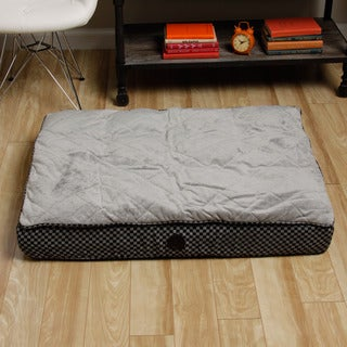 Luxury K&H Small Feather Top Orthopedic Bed - 40