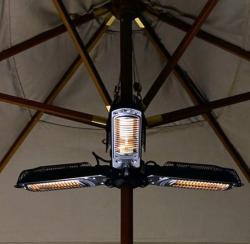 Bear Infrared Patio Umbrella Heater