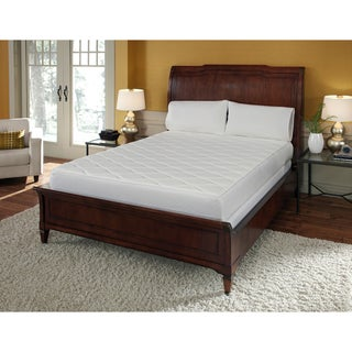 Quilted Top 10-inch Queen-size Memory Foam Mattress