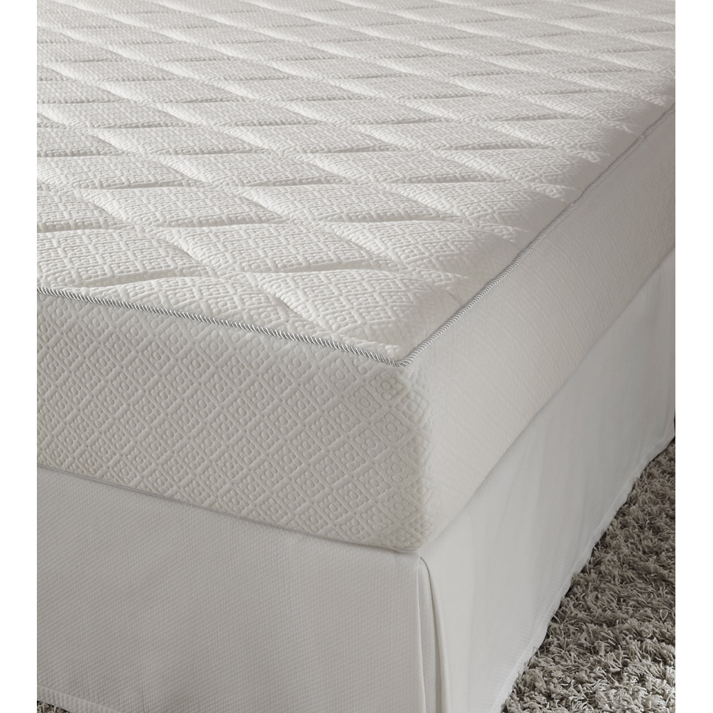 AT HOME by O Quilted Top 10-inch King-size Memory Foam Mattress at Sears.com