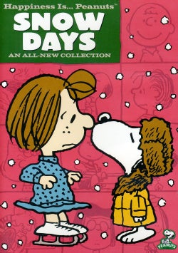 Happiness Is Peanuts: Snow Days (DVD)