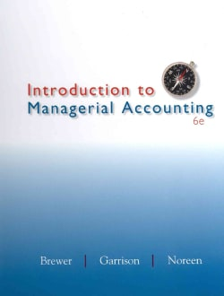 Introduction to Managerial Accounting (Hardcover)