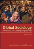 Global Sociology: Introducing Five Contemporary Societies (Paperback)