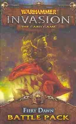 Warhammer Invasion: Fiery Dawn Battle Pack (Cards)