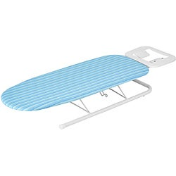 Honey Can Do Deluxe Tabletop Ironing Board with Iron Rest