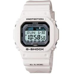 Casio Men's G-Shock 'G-Lide' White Watch