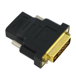 BasAcc HDMI-F to DVI-M Adapter