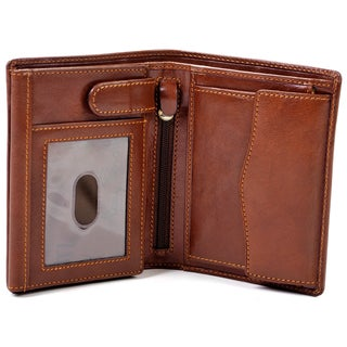 Tony Perotti Ultimo Credit Card and Coin Case Travel Wallet