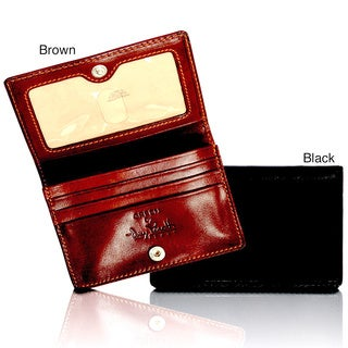 Tony Perotti Prima Italian-leather Business and Credit Card Case