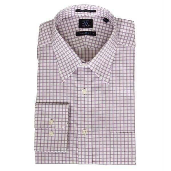 Joseph abboud men 39 s dress shirt overstock shopping for Joseph abboud dress shirt