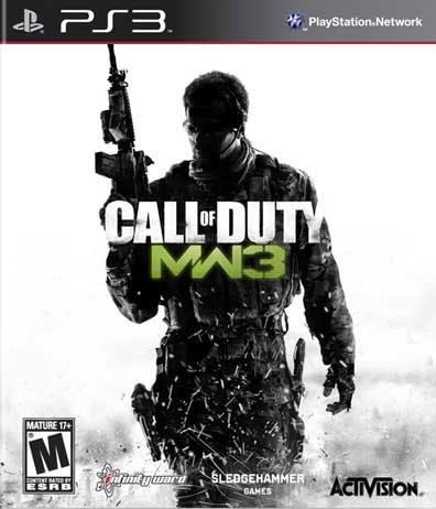 PS3 - Call of Duty: Modern Warfare 3