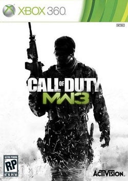 Xbox 360 - Call of Duty: Modern Warfare 3