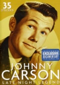 Johnny Carson: Late Night Legend (DVD)