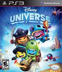 PS3 - Disney Universe