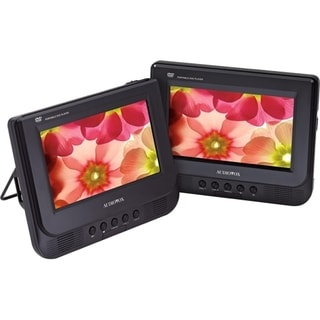 "Audiovox D7121ESK Car DVD Player - 7"" LCD - 16:9"