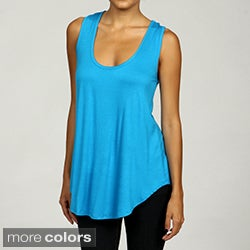 24/7 Comfort Apparel Women's Racerback Tunic