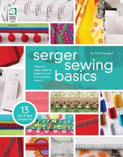 Serger Sewing Basics (Paperback)