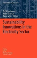 Sustainability Innovations in the Electricity Sector (Hardcover)