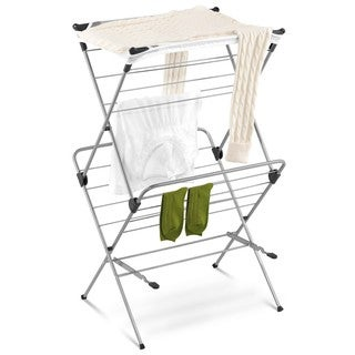 Honey Can Do DRY-01104 2-tier Mesh Top Drying Rack