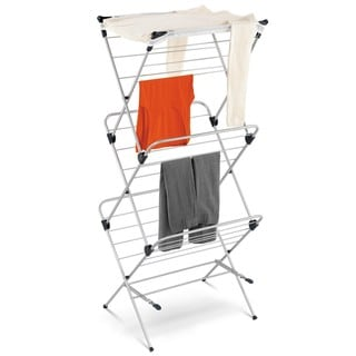 Honey Can Do DRY-01105 3-tier Mesh Top Drying Rack